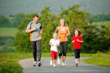Running-as-a-family