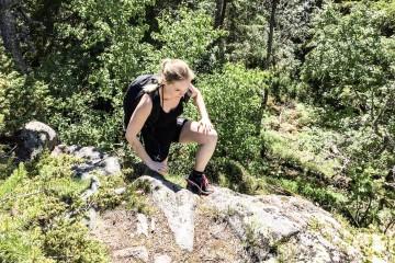 Merete Holen Rimstad og Toril Moe, spesialrådgivere fysisk aktivitet, OUS.