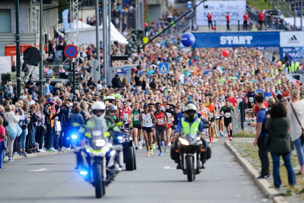 Foto: Oslo Maraton